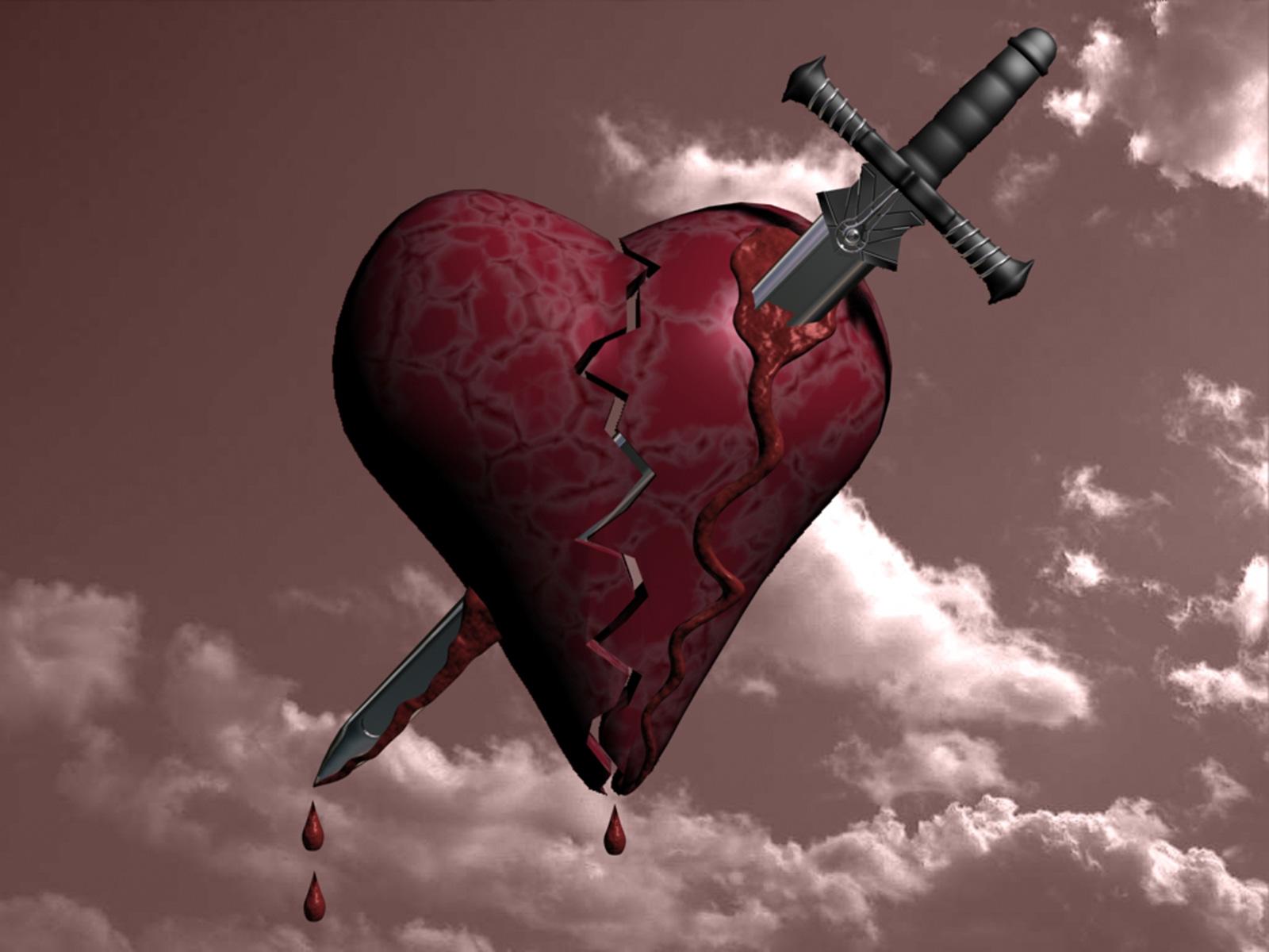 картинки про разбитых сердец уже читали